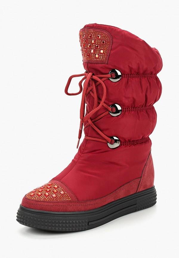 Купить Дутики Dino Ricci Trend, mp002xw1h6sw, красный, Осень-зима 2018/2019