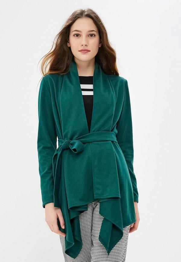 женский кардиган alina assi, зеленый