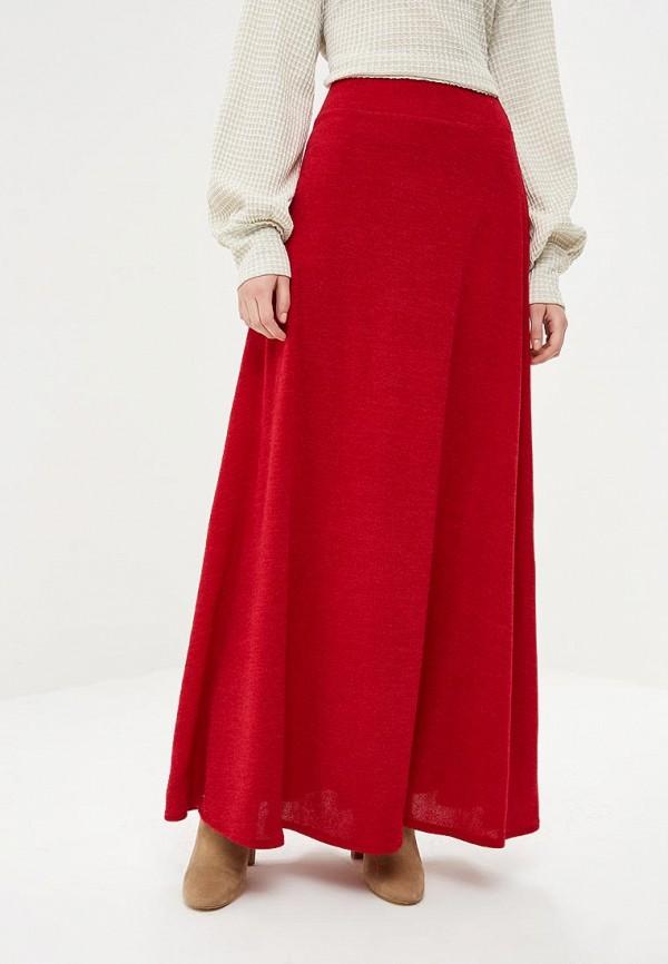 женская юбка alina assi, красная