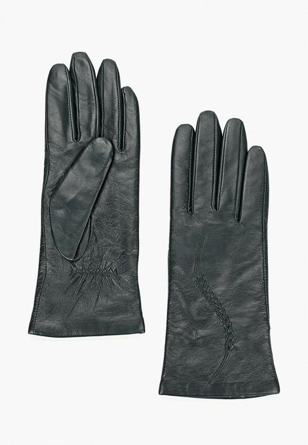 женские перчатки eleganzza, зеленые