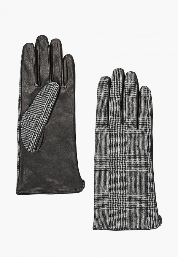 женские перчатки labbra, серые
