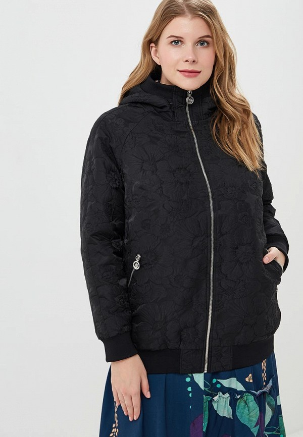 женская куртка berkline, черная
