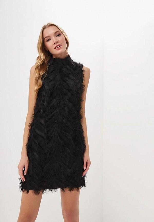 женское вечерние платье zerkala, черное