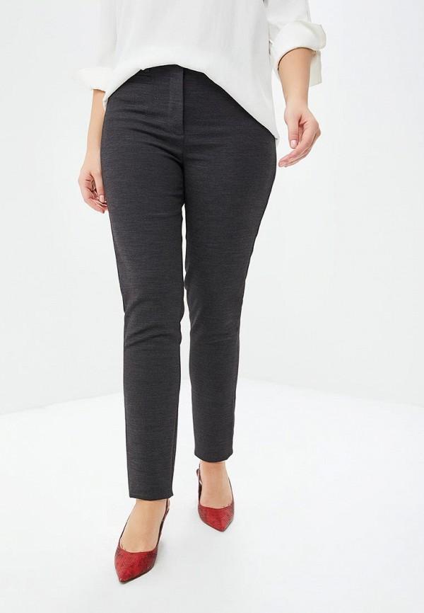 женские зауженные брюки berkline, серые