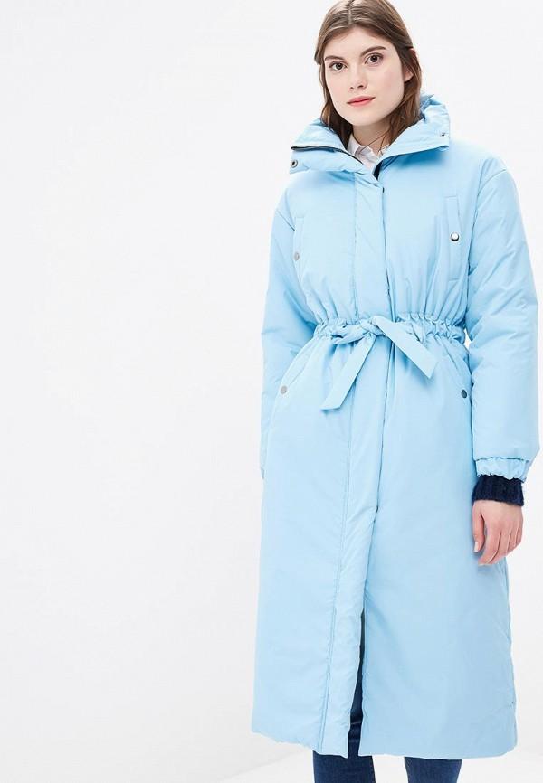 Купить Куртка утепленная Burlo, mp002xw1h72k, голубой, Осень-зима 2018/2019