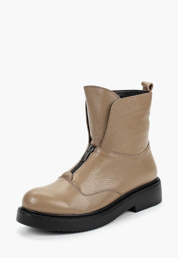 Купить Ботинки Hestrend, mp002xw1h73x, бежевый, Осень-зима 2018/2019