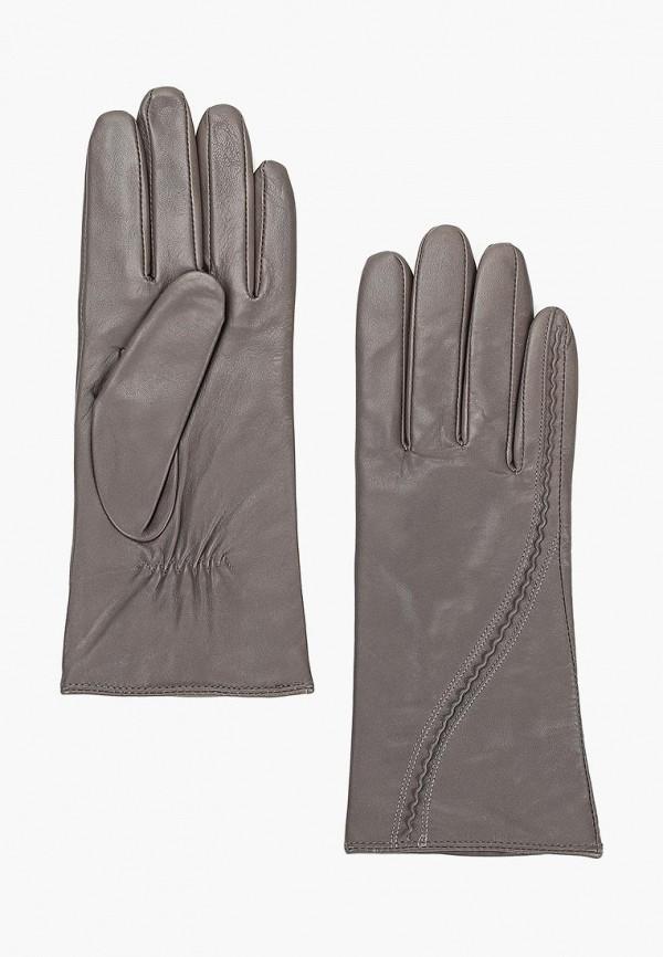 женские перчатки eleganzza, серые