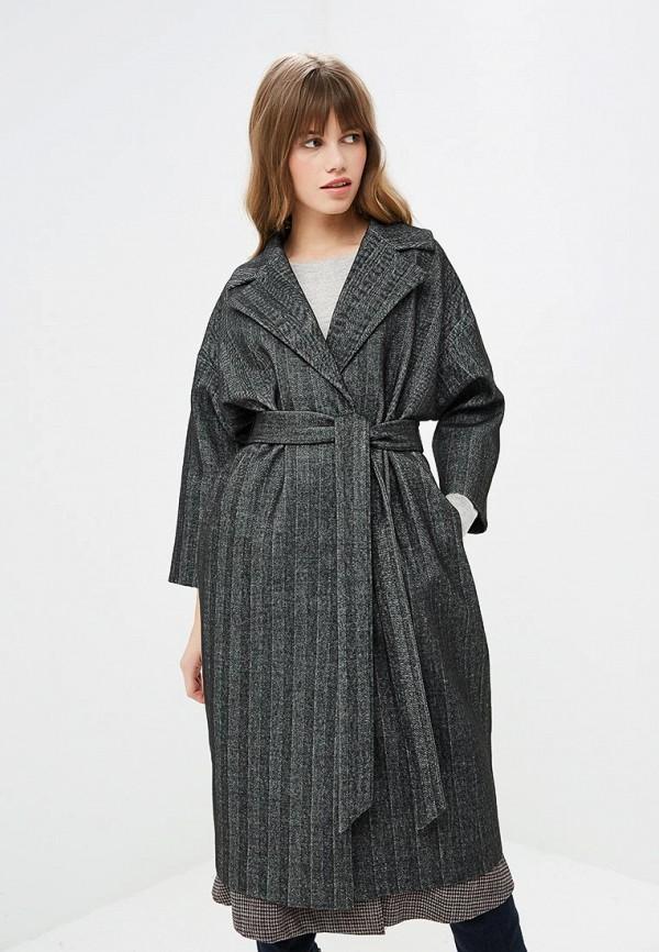 Пальто Ruxara Ruxara MP002XW1H7BK пальто ruxara ruxara mp002xw1h7bk