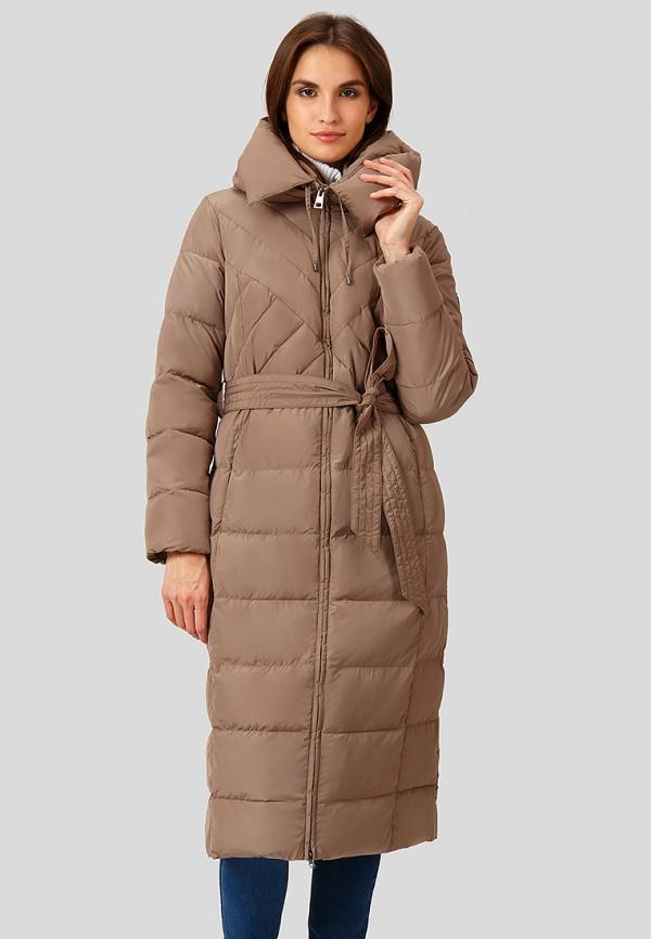 Купить Куртка утепленная Finn Flare, mp002xw1h7u9, коричневый, Осень-зима 2018/2019