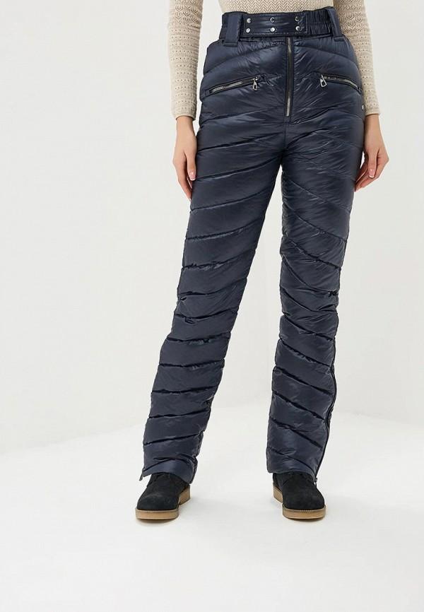 женские брюки conso wear, синие
