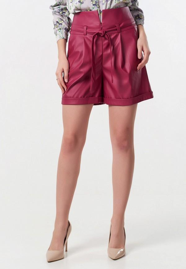 женские повседневные шорты irma dressy, красные