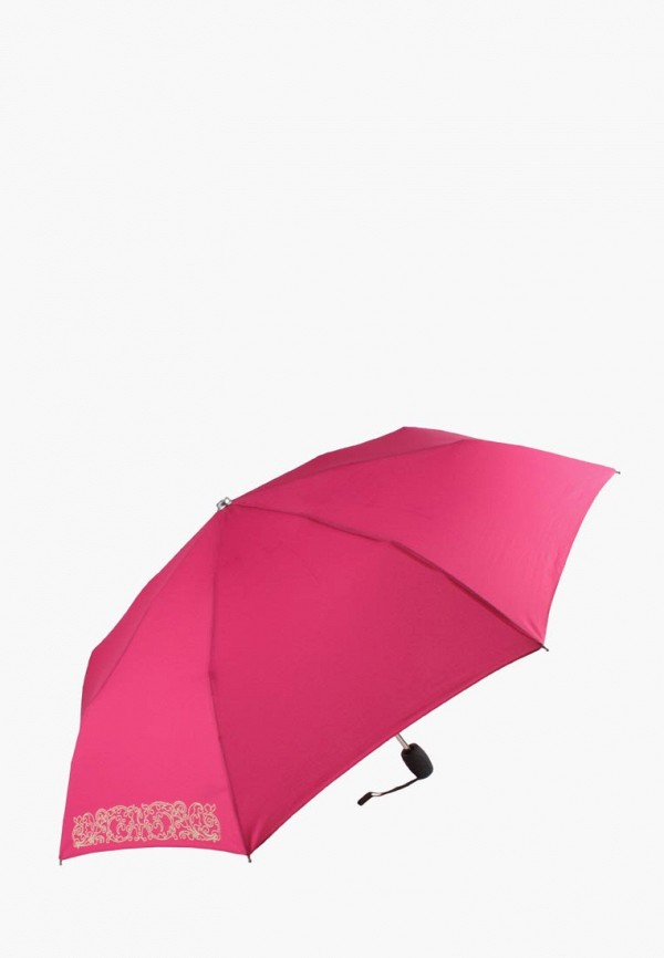 женский зонт edmins, розовый