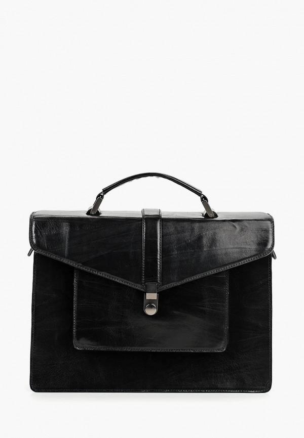 женский портфель alexander tsiselsky, черный
