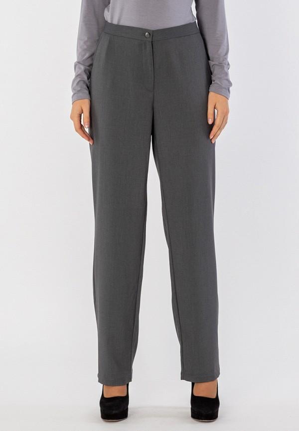 женские классические брюки s&a style, серые