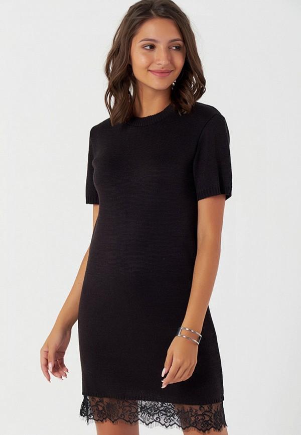 Купить Платье Fly, mp002xw1h8dj, черный, Осень-зима 2018/2019