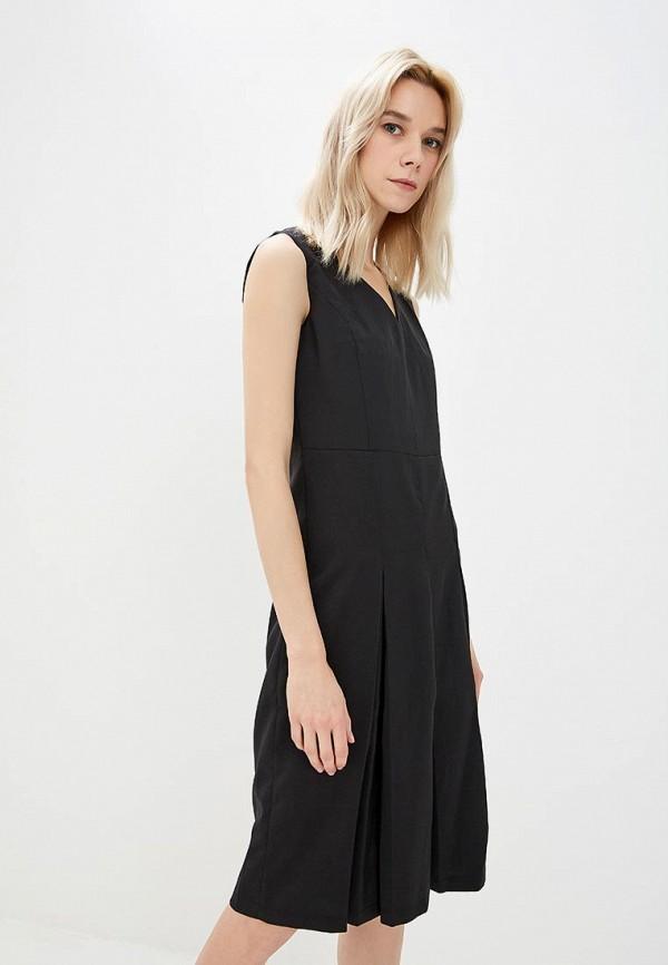 Купить Платье Incity, mp002xw1h8ei, черный, Осень-зима 2018/2019
