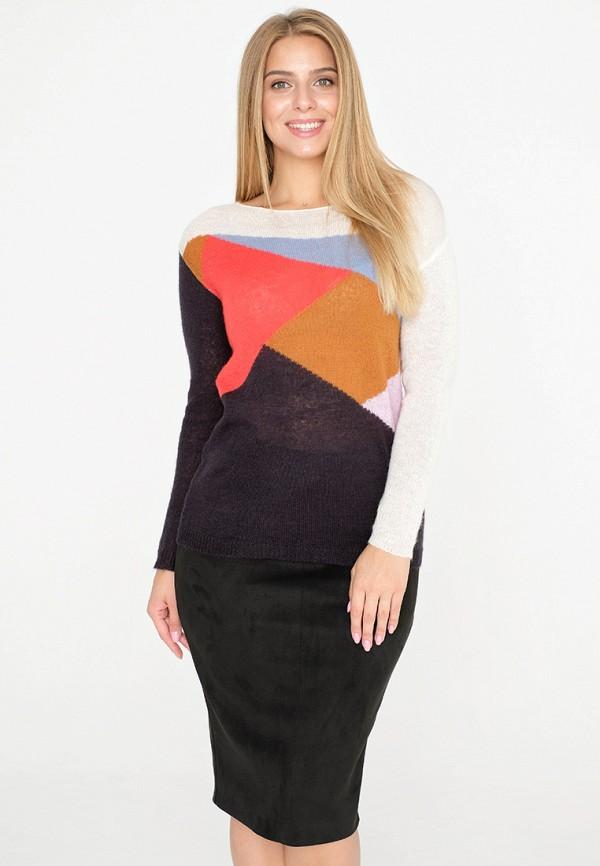 женский костюм eliseeva olesya, разноцветный