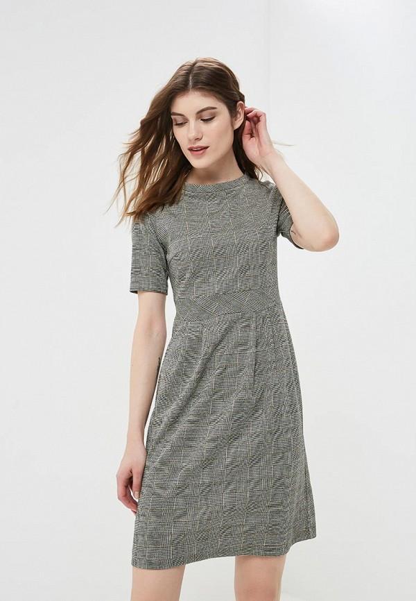 Купить Платье Froggi, mp002xw1h8ki, серый, Осень-зима 2018/2019