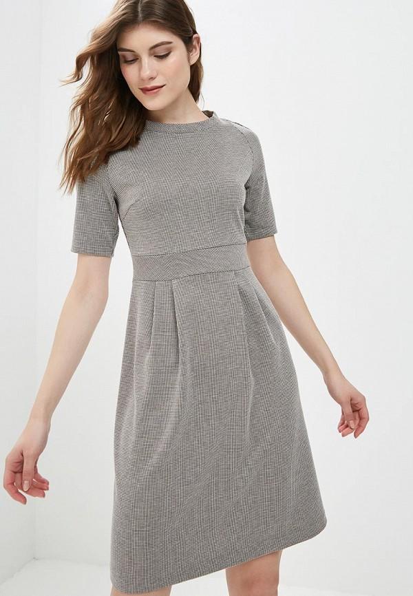 Купить Платье Froggi, mp002xw1h8kj, серый, Осень-зима 2018/2019