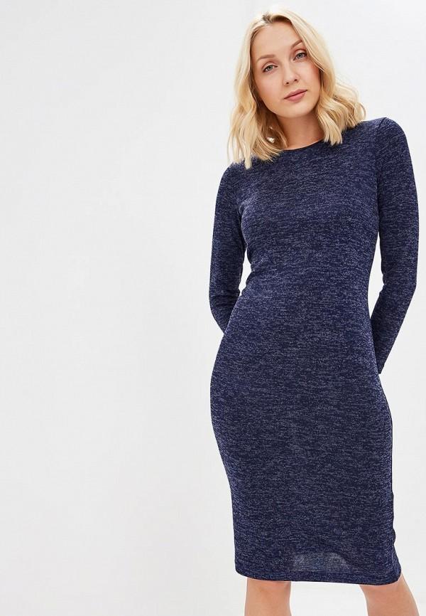 Купить Платье Froggi, mp002xw1h8kl, синий, Осень-зима 2018/2019