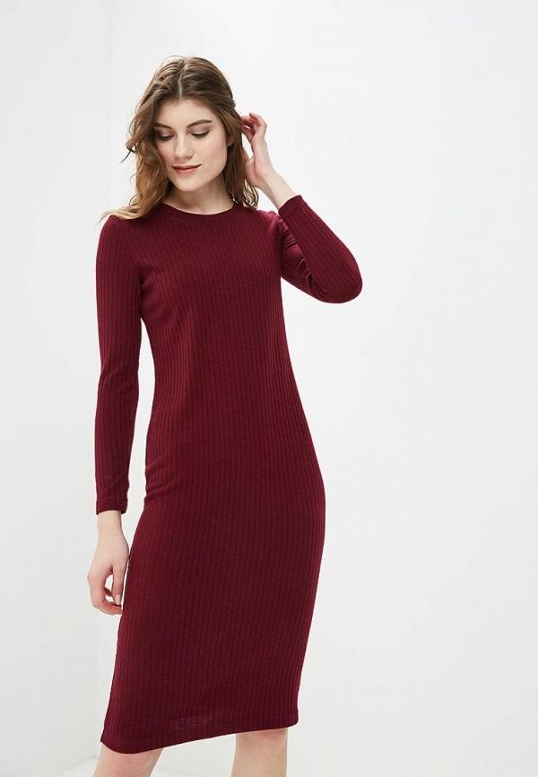 Купить Платье Froggi, mp002xw1h8kx, бордовый, Осень-зима 2018/2019