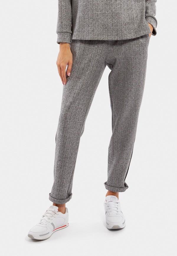 женские спортивные спортивные брюки vladi collection, серые