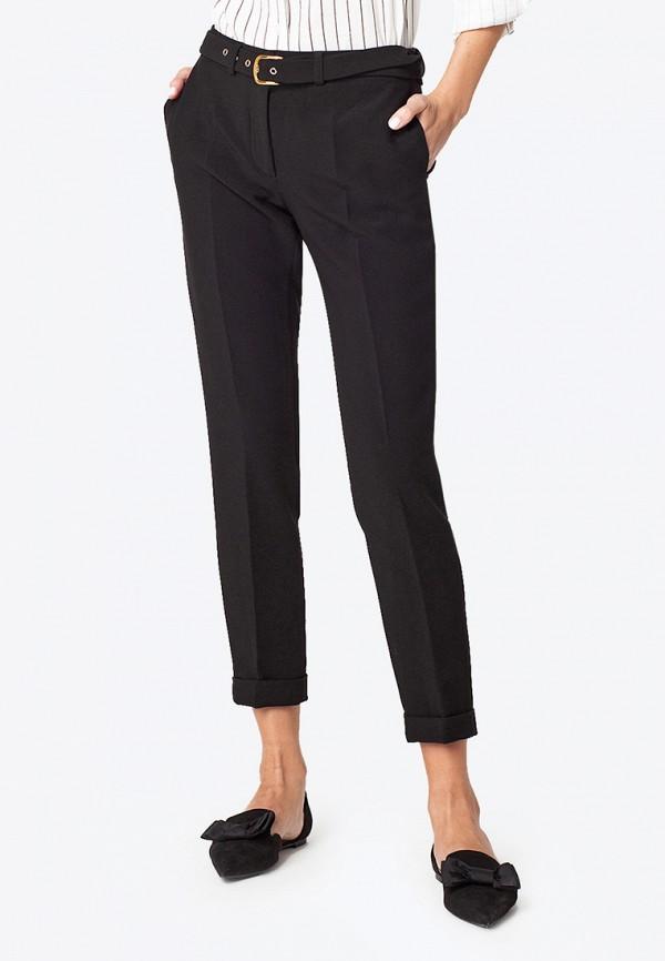 женские классические брюки vilatte, черные