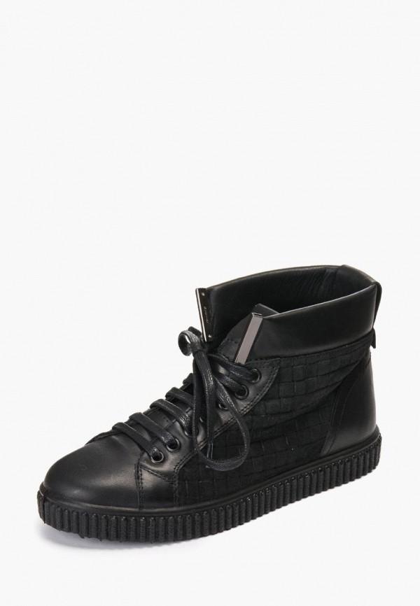 женские ботинки tellus, черные