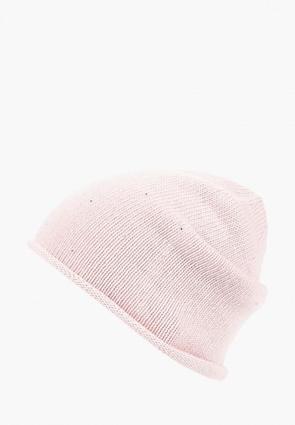 женская шапка freespirit, розовая