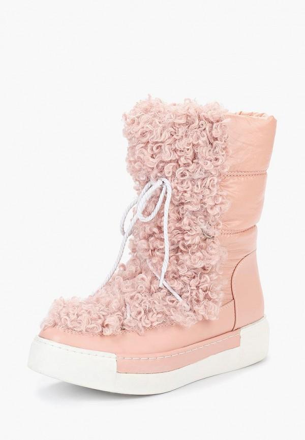 Купить Дутики Dino Ricci Trend, mp002xw1h8u3, розовый, Осень-зима 2018/2019
