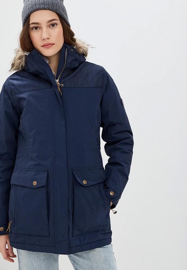 Куртка утепленная Trespass Trespass MP002XW1H8UB цена