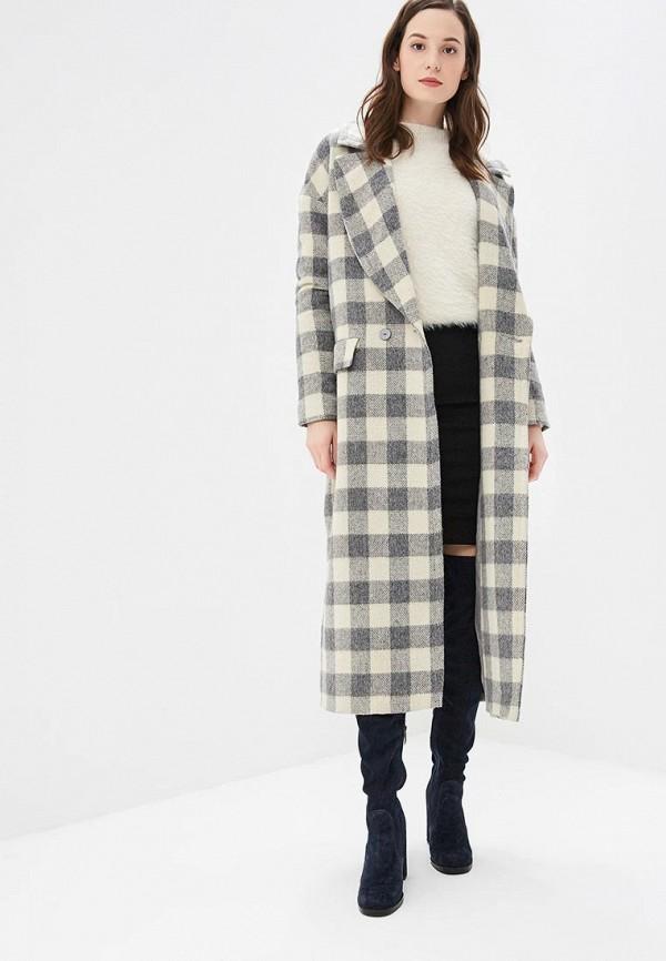 Купить Пальто L1FT, mp002xw1h8ut, серый, Осень-зима 2018/2019