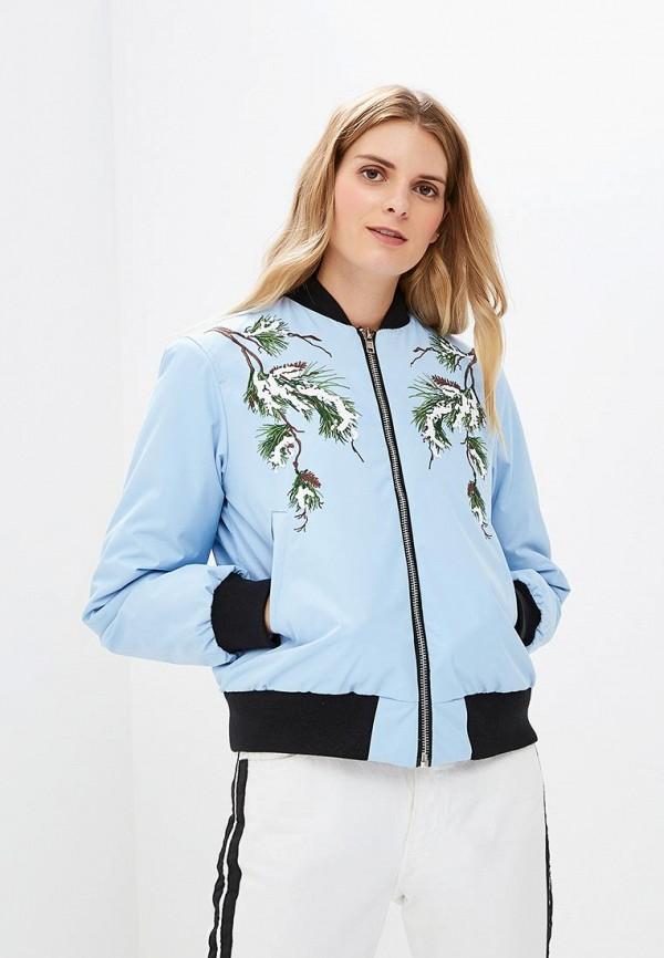 Купить Куртка утепленная FWD lab, mp002xw1h8yj, голубой, Осень-зима 2018/2019