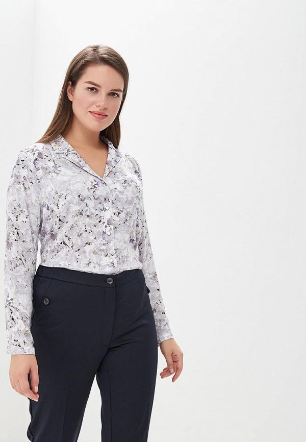 женская блузка averi, фиолетовая