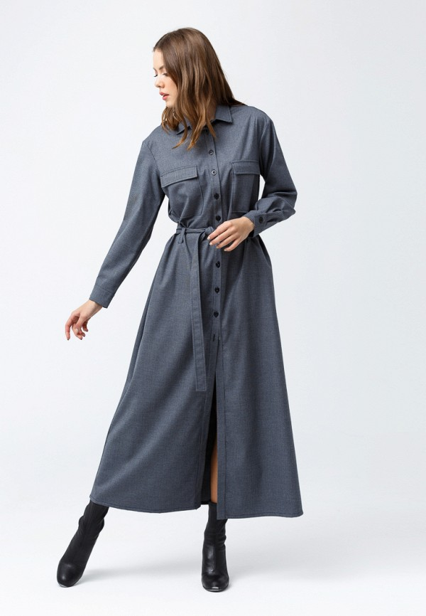 Платья-рубашки Evercode