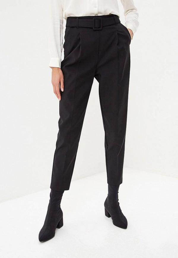 женские повседневные брюки tom farr, черные