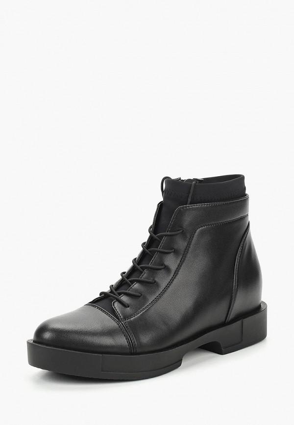 Высокие ботинки Chezoliny