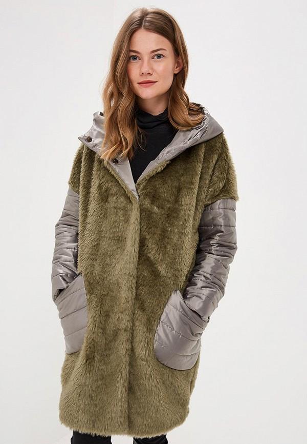 Купить Куртка утепленная Electrastyle, mp002xw1h96g, хаки, Осень-зима 2018/2019