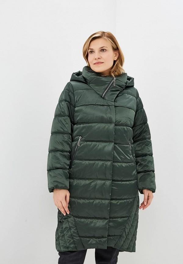 Купить Куртка утепленная Electrastyle, mp002xw1h96j, зеленый, Осень-зима 2018/2019