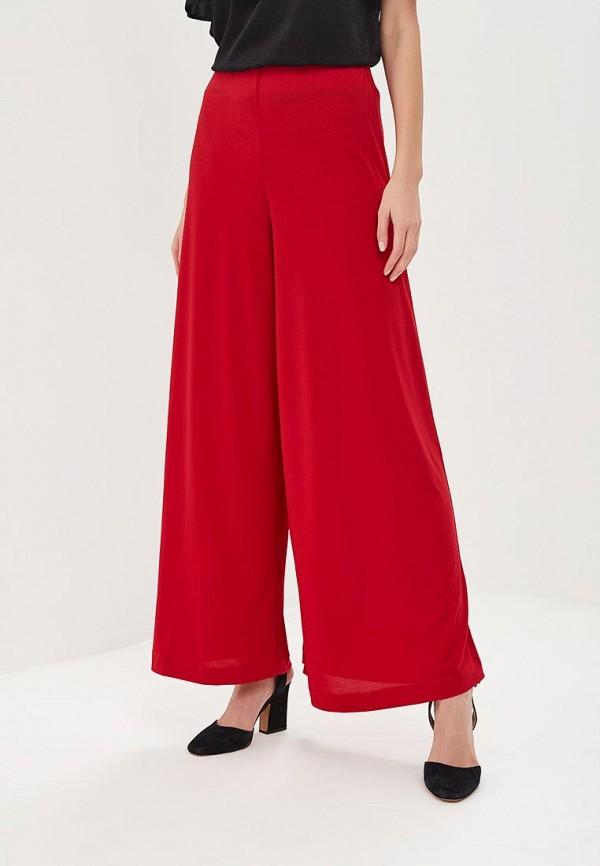 женские повседневные брюки alina assi, красные