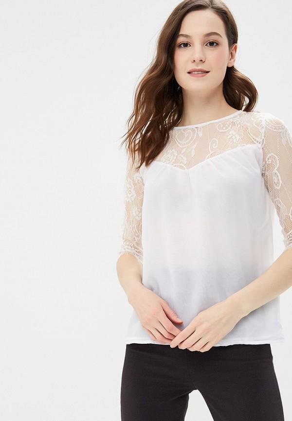 женская блузка gepur, белая