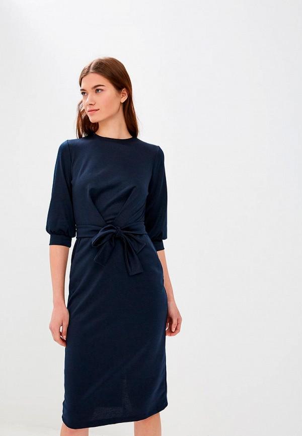 женское повседневные платье alina assi, синее