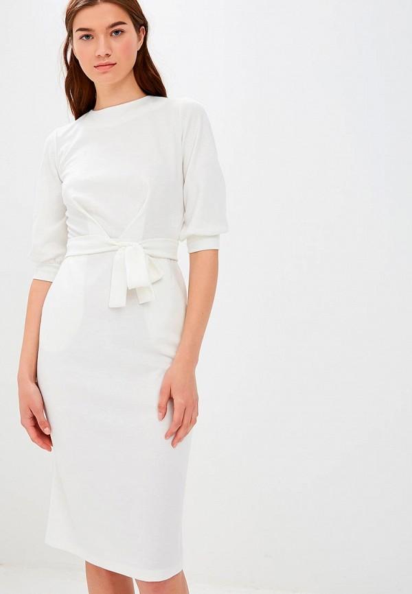 женское повседневные платье alina assi, белое