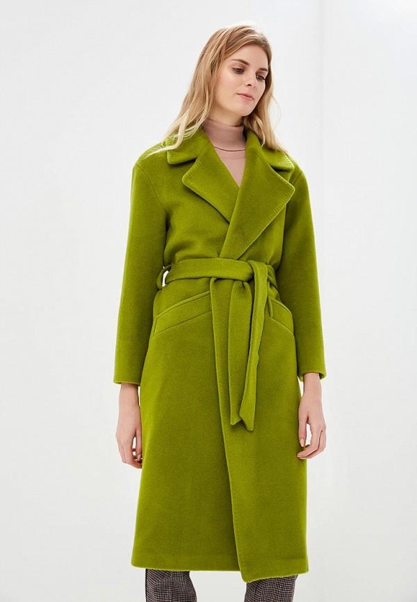Купить Пальто Lezzarine, mp002xw1h9dh, зеленый, Осень-зима 2018/2019
