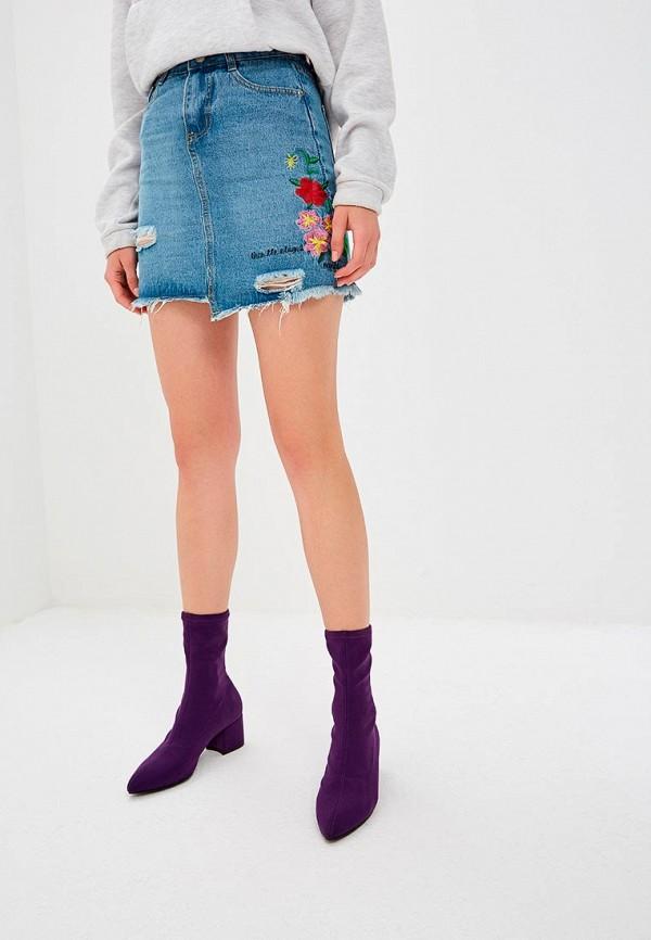 Джинсовые юбки Katomi