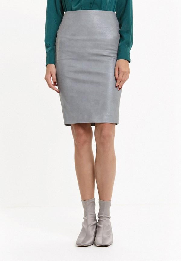 женская юбка audrey right, серая