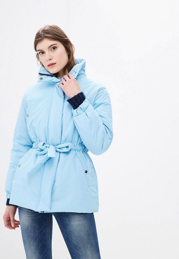 Купить Куртка утепленная Burlo, mp002xw1h9lt, голубой, Осень-зима 2018/2019