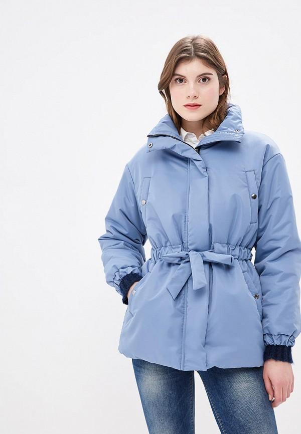 Купить Куртка утепленная Burlo, mp002xw1h9lu, голубой, Осень-зима 2018/2019