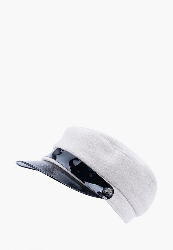женская кепка forti knitwear, бежевая