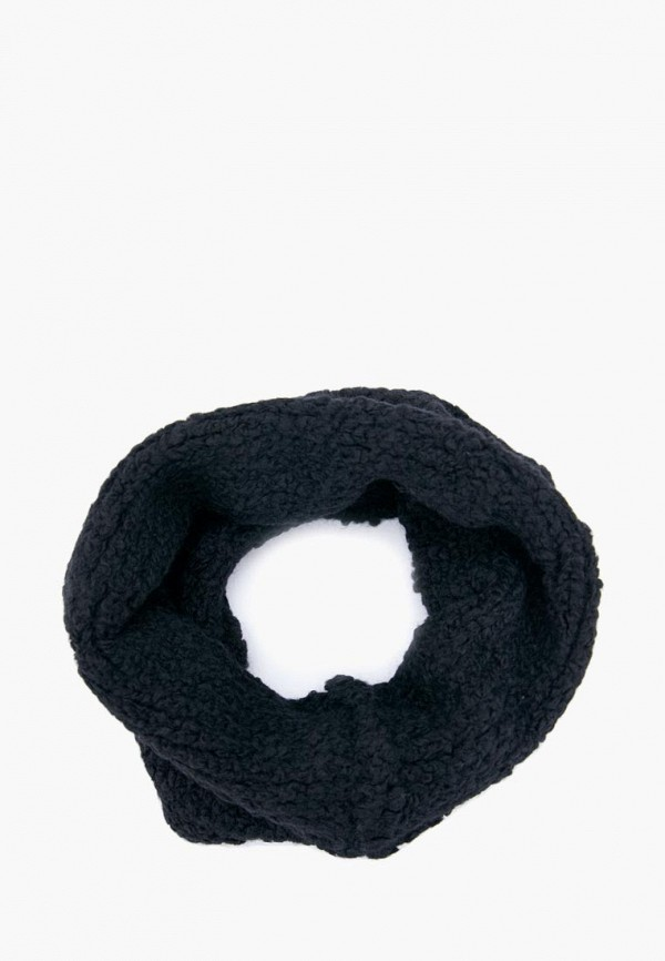 женский снуд forti knitwear, черный